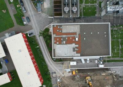 ewz Arealentwicklung Aubrugg Auwiesen, Zürich
